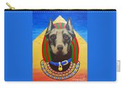 Dog God Carry-all Pouch