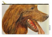 Dog Iphone Cases Smart Phones Cells And Mobile Phone Cases Carole Spandau 313 Carry-all Pouch