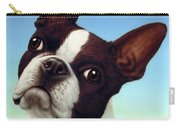 Dog-nature 4 Carry-all Pouch by James W Johnson