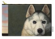 Dog-nature 9 Carry-all Pouch by James W Johnson