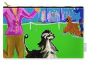 Dog Show Competitors Carry-all Pouch
