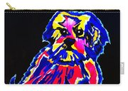 Dog Tibetin Lhasa Apsos  Carry-all Pouch