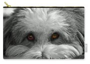 Coton Eyes Carry-all Pouch