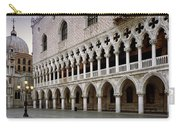 Doge's Palace And Basilica San Marco Carry-all Pouch