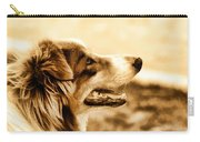 Doggie Face Carry-all Pouch