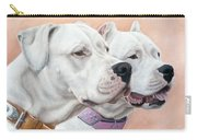 Dogo Argentino Carry-all Pouch