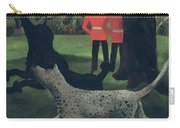 Dogs At Play Carry-all Pouch