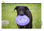 Dogs For Peace Carry-all Pouch