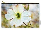 Dogwood Blossom - Digital Paint I  Carry-all Pouch