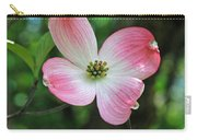 Dogwood Blosssom Carry-all Pouch