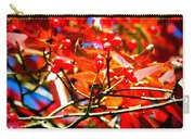 Dogwood In Autumn Carry-all Pouch