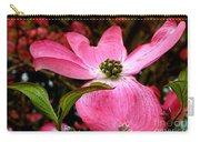 Dogwood Shows Pink Carry-all Pouch