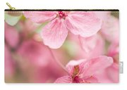 Dogwood Tree Bloom Close Up In Spring Carry-all Pouch