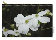 Dogwood Tree Blooms Carry-all Pouch