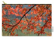Dogwood Tree Carry-all Pouch
