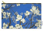 Dogwood Trees Carry-all Pouch
