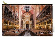 Dohany Street Synagogue In Budapest Carry-all Pouch