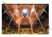 Dohany Synagogue In Budapest Carry-all Pouch