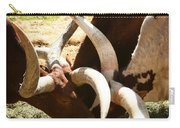 Doing The Watusi Carry-all Pouch
