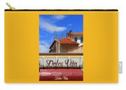Dolce Vita Cafe In Saint-raphael France Carry-all Pouch
