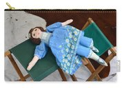 Doll And Camp Chairs 1800s Carry-all Pouch