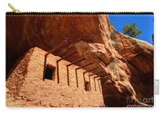 Doll House Anasazi Ruin Carry-all Pouch
