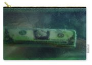 Dollar Note Life Destiny Fate Living In The Soap Carry-all Pouch