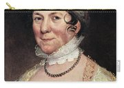 Dolley Payne Todd Madison (1768-1849) Carry-all Pouch