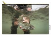 Dolly Varden On Alaskas Togiak River Carry-all Pouch
