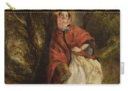 Dolly Vardon Carry-all Pouch