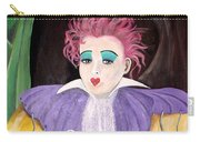 Dollydoll Of Hearts Carry-all Pouch