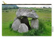 Dolmen At Carrowmore Carry-all Pouch