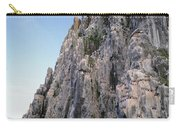 Dolomite Cliff With Guillemot Colony Carry-all Pouch