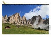 Dolomites In Badia Valley  Carry-all Pouch