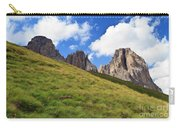 Dolomites On Summer Carry-all Pouch