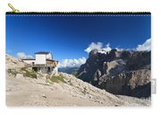 Dolomites -pale San Martino Group Carry-all Pouch