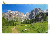 Dolomiti - Contrin Valley Carry-all Pouch