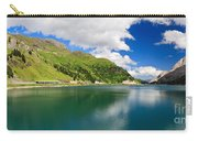 Dolomiti - Fedaia Lake Carry-all Pouch