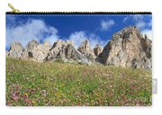 Dolomiti - Flowered Meadow  Carry-all Pouch