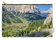 Dolomiti - High Badia Valley Carry-all Pouch