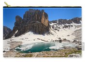 Dolomiti - Pisciadu Lake Carry-all Pouch