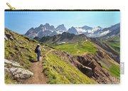 Dolomiti - Trekking In Val Ldi Fassa Carry-all Pouch