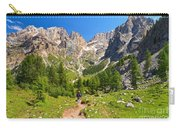 Dolomiti -landscape In Contrin Valley Carry-all Pouch