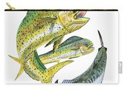 Dolphin Kingfish Carry-all Pouch