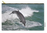 Dolphin Leap Carry-all Pouch