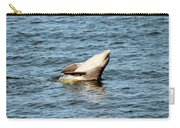 Dolphin Playing Carry-all Pouch