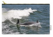 Dolphin Surf Carry-all Pouch