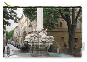 Dolphinfountain - Aix En Provence Carry-all Pouch