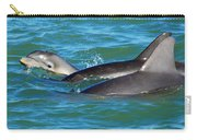 Dolphins Carry-all Pouch