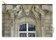 Dom Hotel Balcony Window Cologne Germany Carry-all Pouch